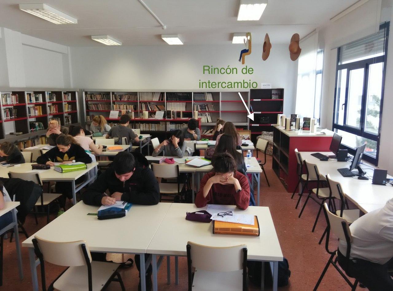 Intercambio Biblioteca