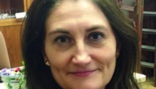 María José Garde, Presidenta del Foro Global sobre Transparencia Fiscal