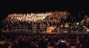 foto de grupo de todos los participantes