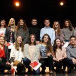 La primera promoción navarra del Bachillerato Internacional recibe sus diplomas