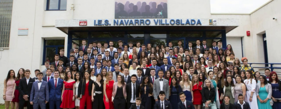 ¿Has visto los vídeos de la Graduación de 2º de Bachillerato?