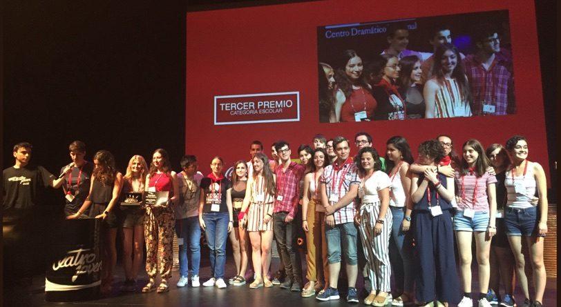 El Taller de Teatro logra el Tercer Premio Nacional Buero de Teatro Joven