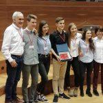 ¡Somos campeones del IX Torneo de Debate de Bachillerato!