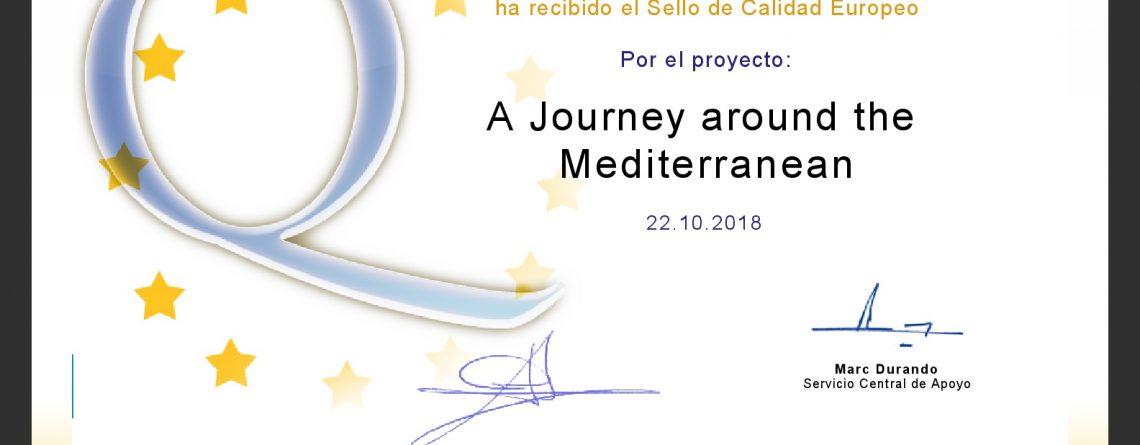 El instituto Navarro Villoslada recibe el Sello de Calidad Europeo eTwinning